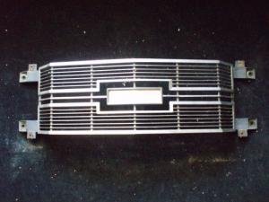 1969 Mercury Montego grill del mitten