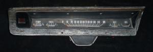 1969 Dodge Dart instrumenthus