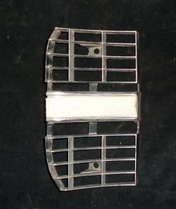 1969 Ford yttre grilldel