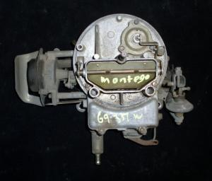 1969 Mercury Montego 351 w förgasare