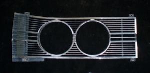 1969 Mercury Montego grilldel höger