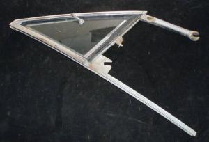 1969 Plymouth Roadrunner ventilationsruta enhet höger