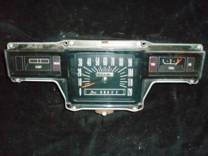 1970 Buick Electra instrumenthus