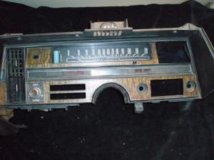 1970 Cadillac Deville instrumenthus