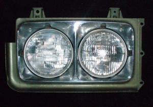 1970 Cadillac lamppotta höger