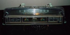 1970 Falcon instrumenthus