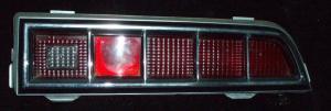 1979 Torino baklampa höger