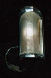 1970 Mercury Monterey blinkers vänster