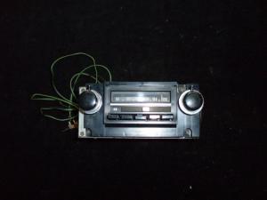 1971 Buick Electra radio AM FM (ej testad)