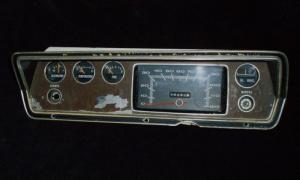 1971 Plymouth Valiant instrumenthus