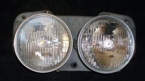 1971 Oldsmobile Cutlass lamppotta höger