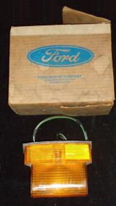 1972 Ford blinkers vänster N.O.S.