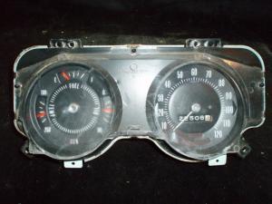 1972 Pontiac GP instrumenthus