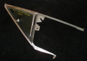 1972 Dodge Dart Swinger ventilationsruta enhet vänster