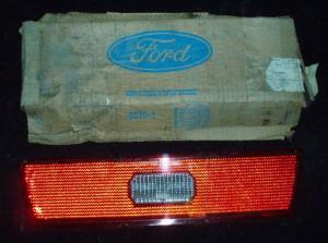 1973 Ford baklampa glas
