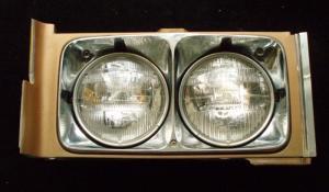 1974 Cadillac Eldorado lamppotta höger