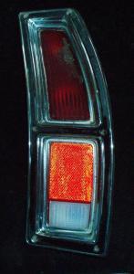 1974 Ford sw baklampa höger