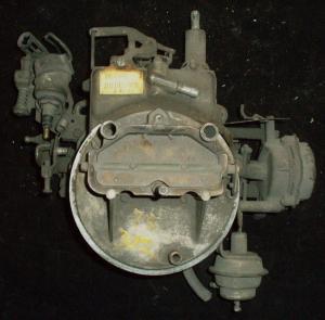 1975 Ford 302 2-port Autolite förgasare
