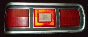 1975 Mercury Montego baklampa vänster