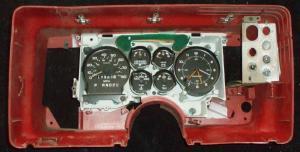 1978 Chevrolet El Camino instrumenthus