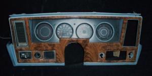 1978 Chevrolet Nova instrumenthus