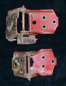 1978 Pontiac Firebird dörrgångjärn höger par
