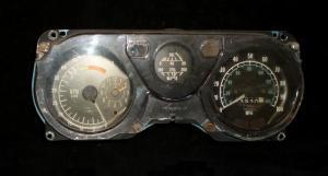 1978 Pontiac Firebird instrumenthus