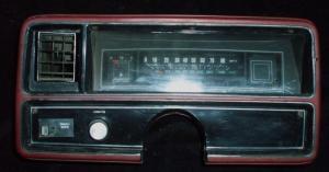 1979 Chevrolet Chevelle instrumenthus