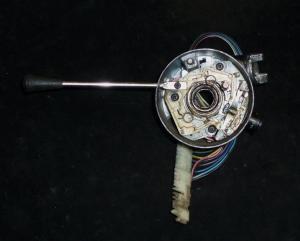 1979 Chevrolet Nova blinkermekanism
