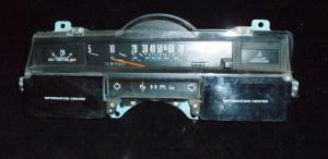1980 Cadillac Eldorado instrumenthus