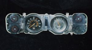 1980 Chevrolet Camaro instrumenthus