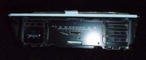 1987 Chevrolet Caprice instrumenthus