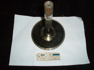 B5A 7015-A axel montering