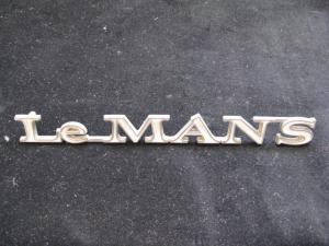 1970 Pontiac LeMans (par)