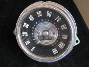 1954 Chevrolet hastighetsmätare