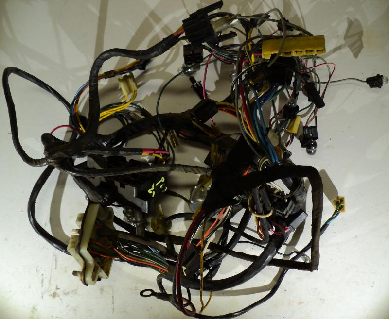 1962 cadillac fleetwood wiring harness under the dashboard rh pgbildelar se