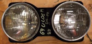 1969   Oldsmobile 88         lamppotta   höger