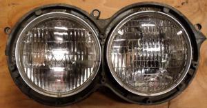 1958   Buick         lamppotta   vänster