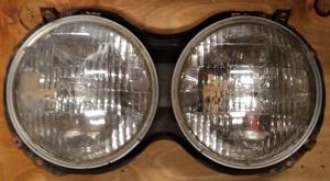 1963   Cadillac         lamppotta   höger