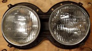 1960   Pontiac         lamppotta   höger