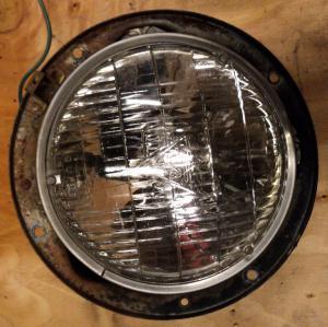 1960   Oldsmobile         lamppotta   höger inner