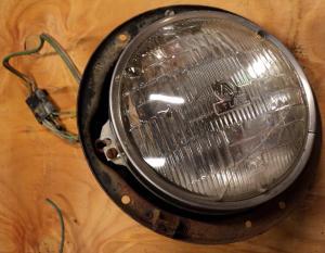 1960   Oldsmobile         lamppotta  vänster ytter