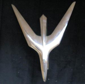 1956 Chrysler Emblem