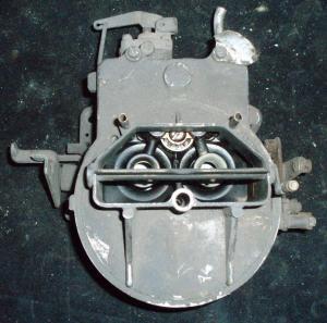 Ford Autolite 2-port C3TF K B 3JB förgasare