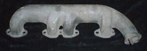 1957 MERCURY368 grenrör vänster ECJ 9431 C