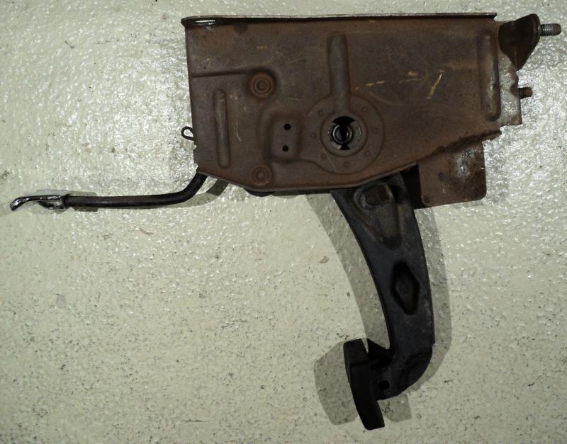 1960   Pontiac  handbroms mekanism
