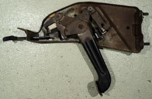 1969   Chevrolet Impala    handbroms mekanism