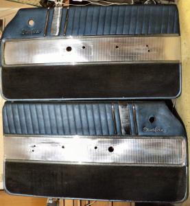 1962   Oldsmobile Starfire  2dr ht dörrsidor 4 st.