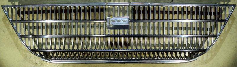 1963  Chrysler Newport  grill