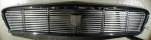 1956 Chrysler NewYorker  grill (en mycket liten bula i ramen annars fin)   Obs  Endast hämtning!